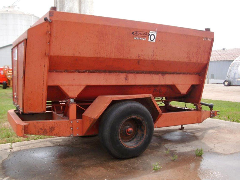 Butler 2840 - Used - Call for price.