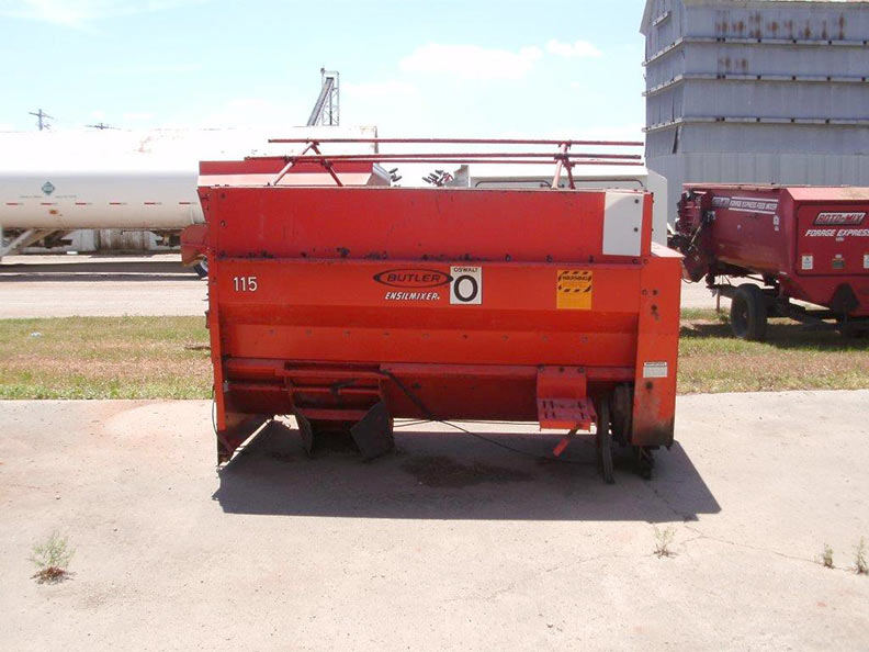 Oswalt 115 - Used - Call for price.