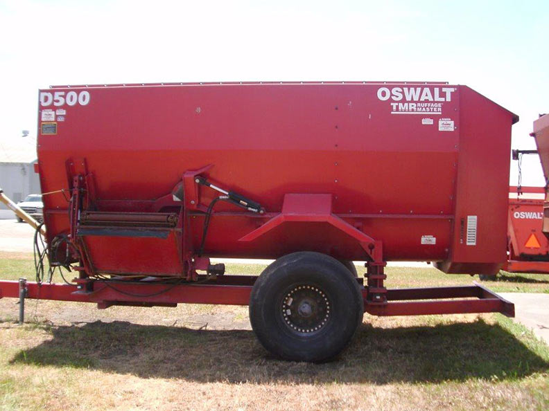 Oswalt D500 - Used - Call for price.